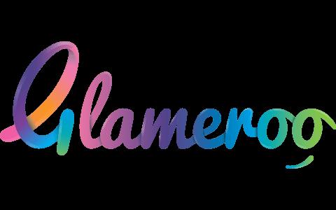 logo design service for startup Glameroo
