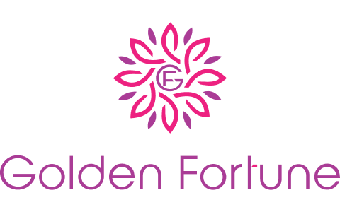 logo design service for consulting firm Golden Fortune